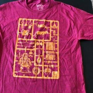 Lootwear Dungeons & Dragons Men's Shirt